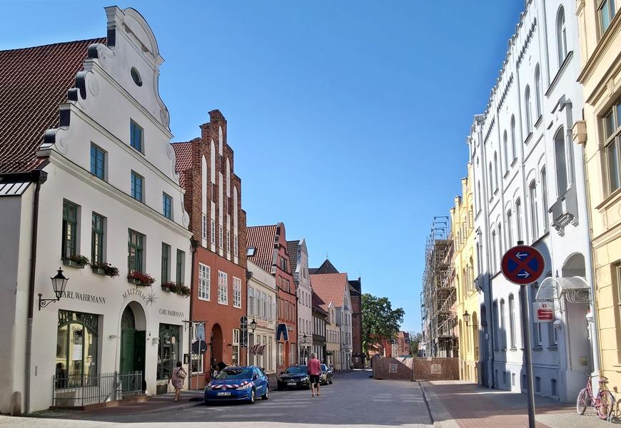 Wismar (9) – Mecklenburger Strasse